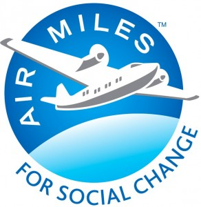 air miles for social change
